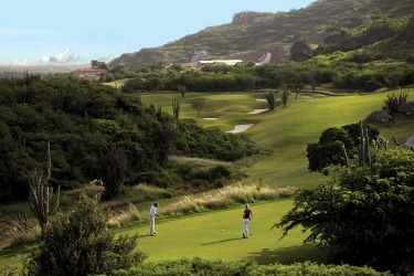 Old Quarry Golf Course in Curacao