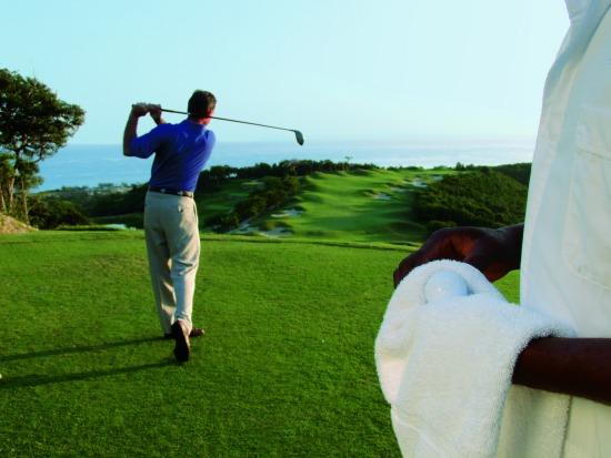 White Witch Golf Course in Jamaica