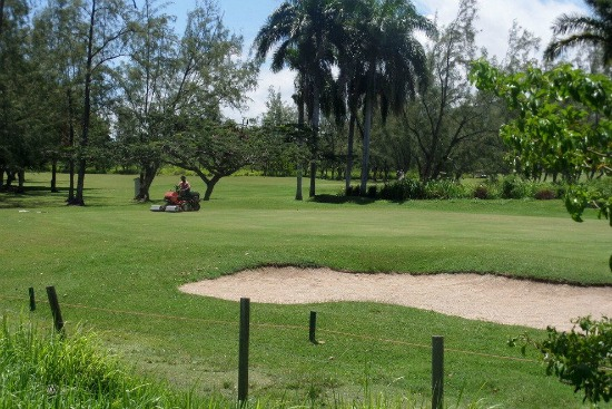 Manchester country club in Jamaica