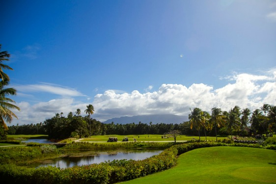 Bahia Beach Resort & Golf Club in Puerto Rico is certified as a Silver Signature Sanctuary