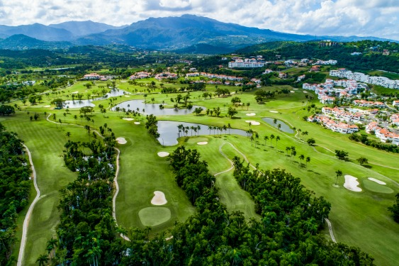 The Wyndham Grand Rio Mar Puerto Rico Golf & Beach Resort