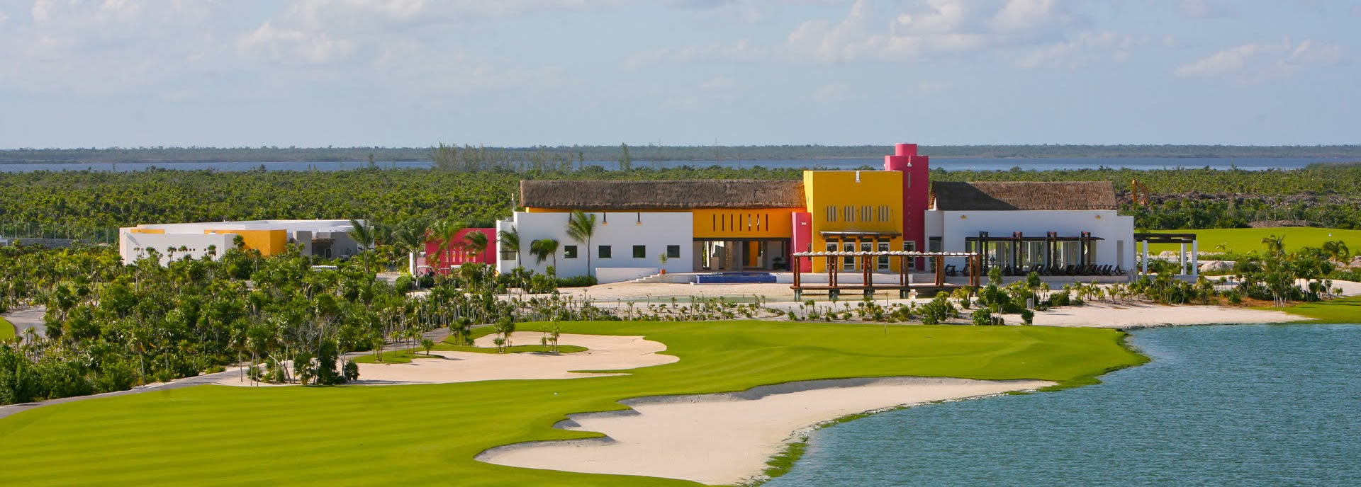 Playa Mujeres Golf Club in Cancun