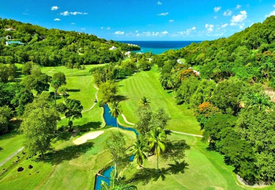 Sandals St. Lucia Golf & Country Club at Cap Estate